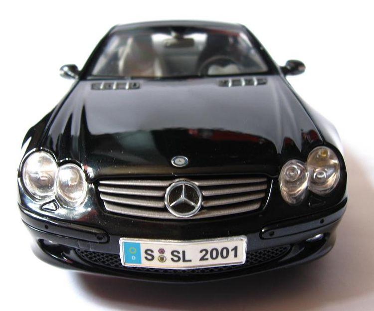 Maisto Mercedes-Benz SL500 Revi - rooster64 | ello