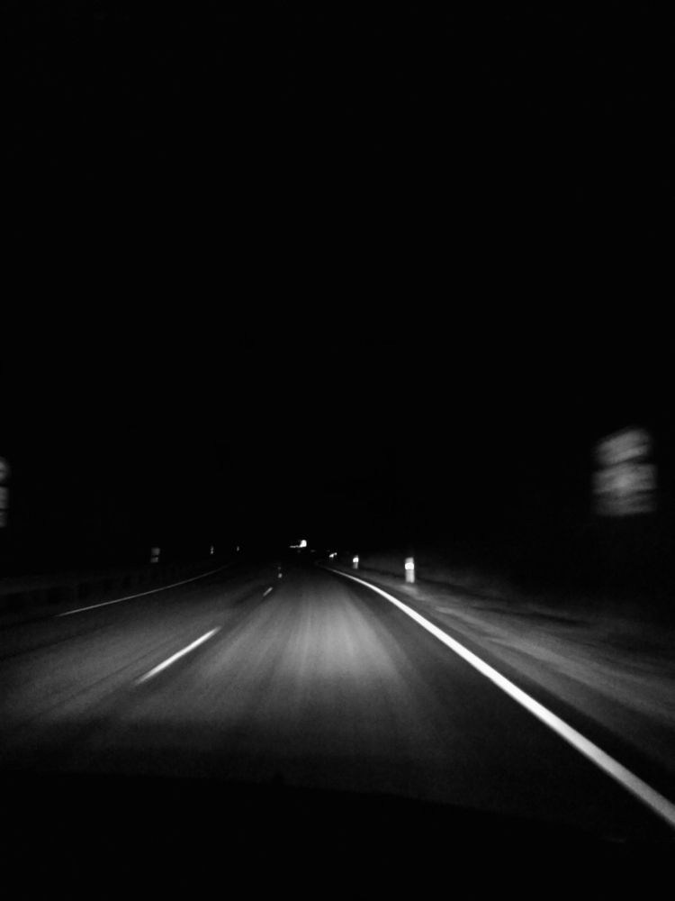 night, road, lost, highway, country - claudio_g_c | ello
