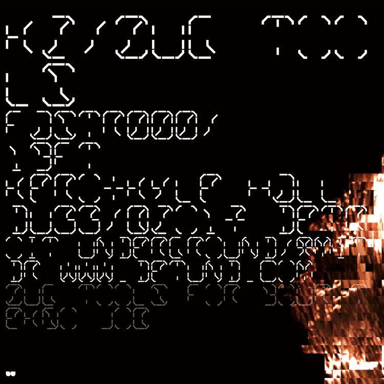 K2 Kero Kyle Hall Zug Tools EP  - detund | ello