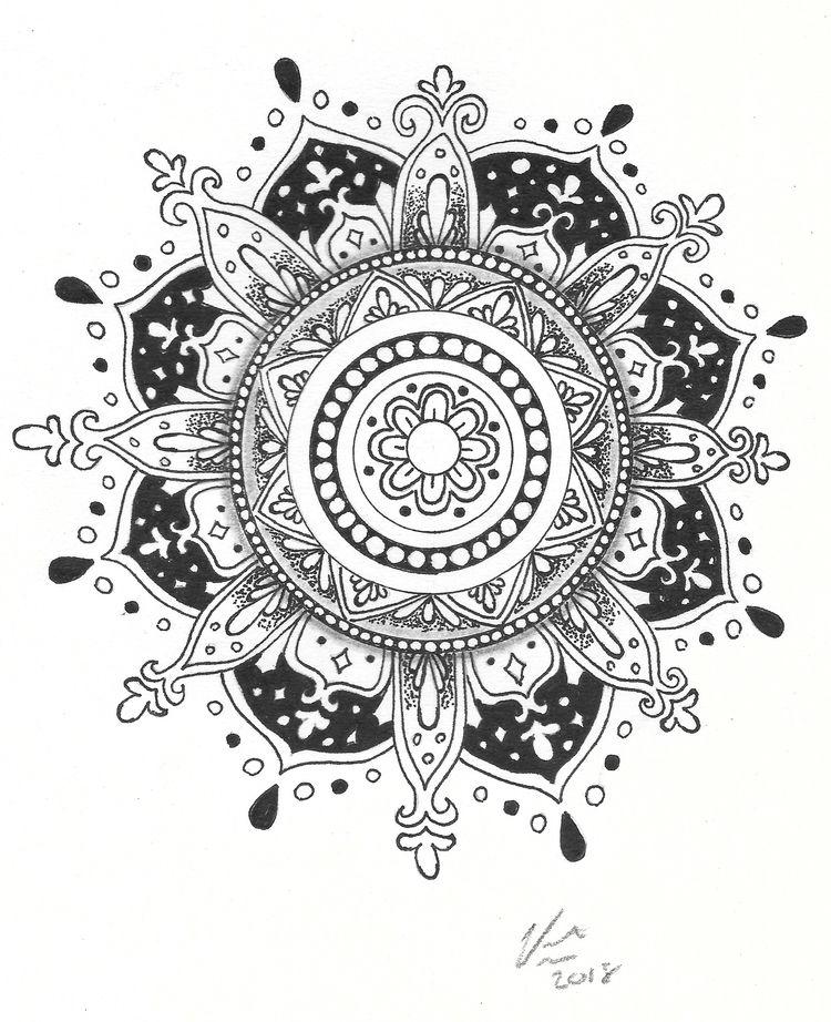 Intimate Symmetry. original man - vincentvicari   ello
