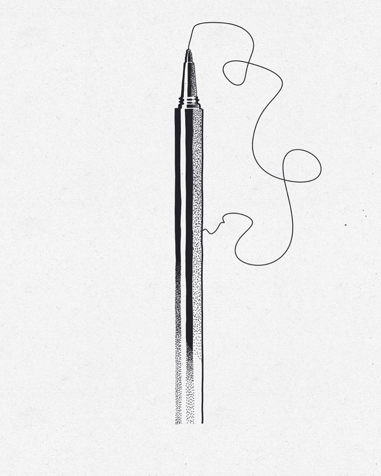 Architekturmontag.  - pen, architecturetools - heiniistgegenalles | ello