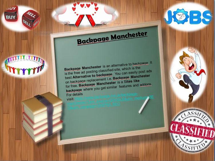 Checkout Backpage Manchester fi - serenasetia4 | ello