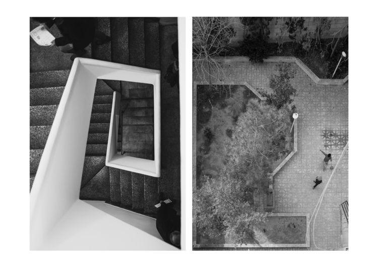steps  - streetphotography, iran - misterwasuu | ello