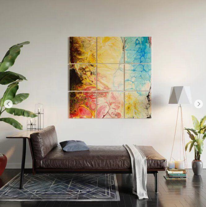 Daylight Wood Wall Art  - society6 - creativeaxle | ello