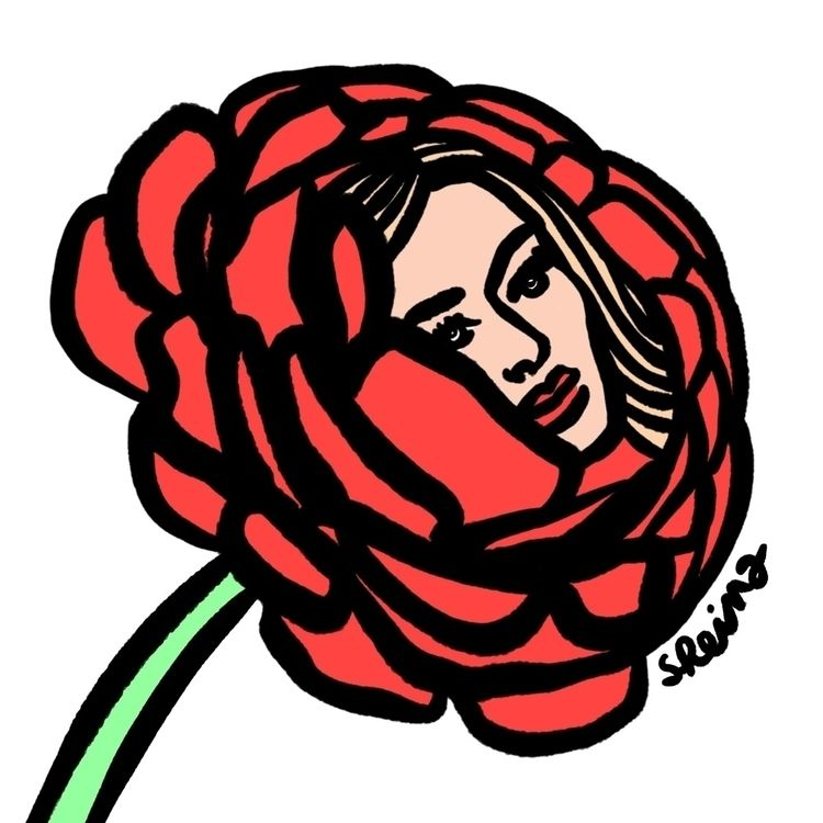 flower - sheina-illustration | ello