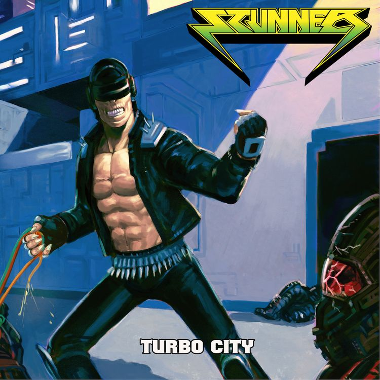 Stunner - Turbo City (Commissio - ssohardd | ello