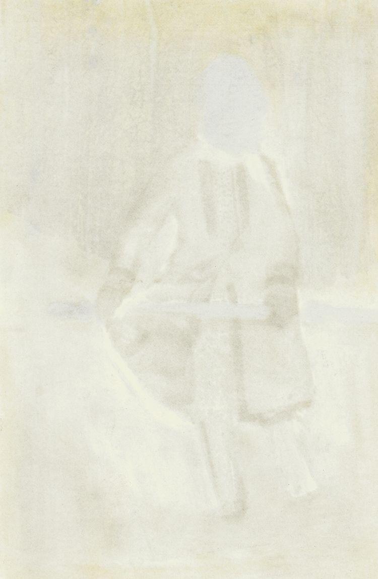 Untitled (2018), Oil paper Jami - jjball | ello