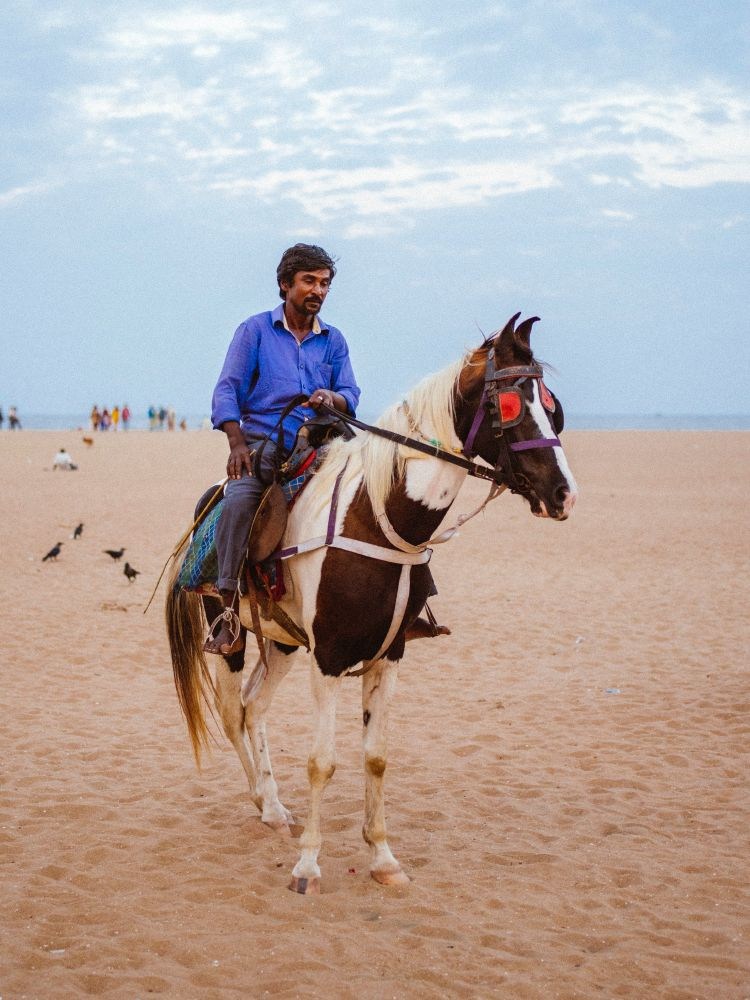 Marina Beach Chennai, India - travelphotography - jorishermans | ello