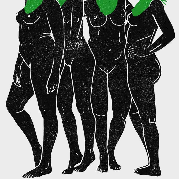 Afiche por el Aborto Legal Buen - es-morgan | ello