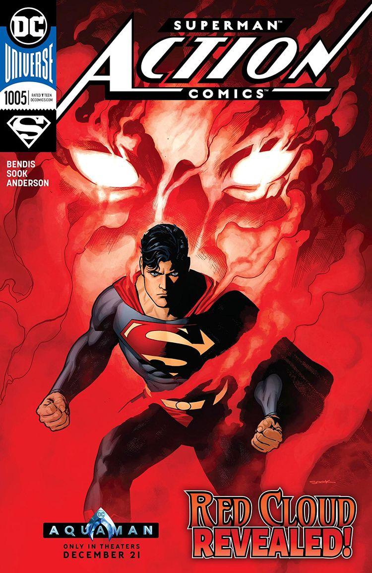 "Action Comics Review telling ""M - comicbuzz | ello"