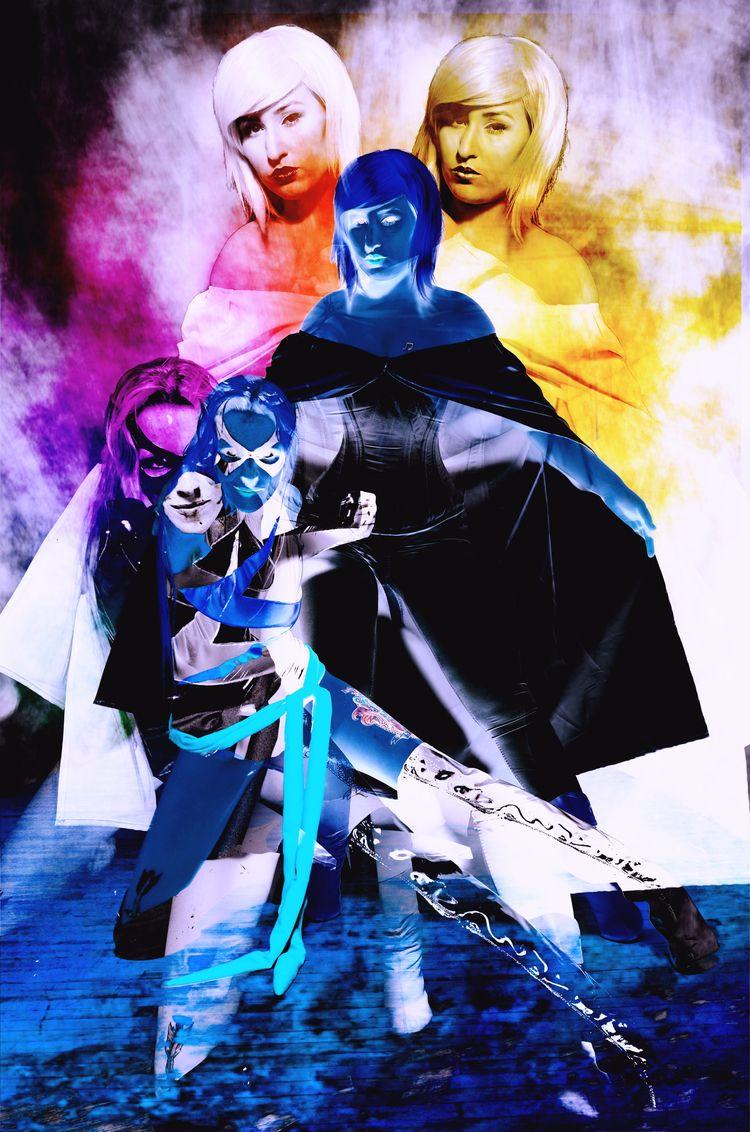Superheroes Michael Enoches Sub - me-mags | ello