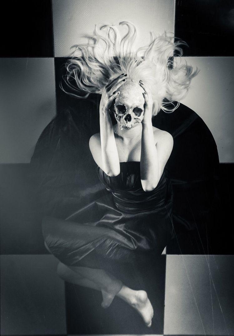 """Vitriol"" – Photographer: Damiá - darkbeautymag | ello"