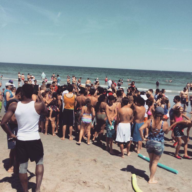 Beach Day 2016 - beach, sunshine - teno22   ello
