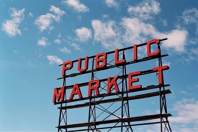 Public Market - film, filmisnotdead - skuthus | ello