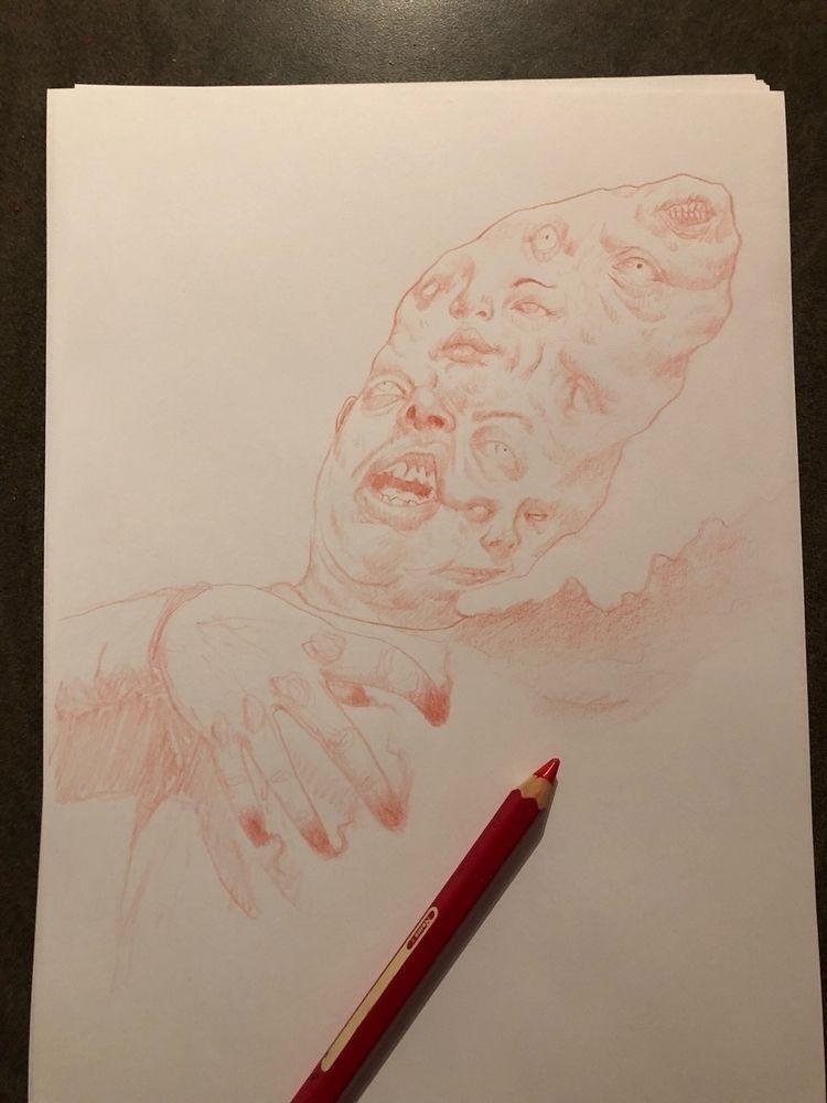 Random doodling - astrosim | ello