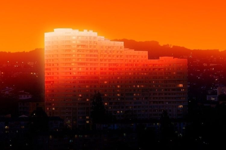 GLOWING CITY - GLOW, ACID, NEON - thisset | ello
