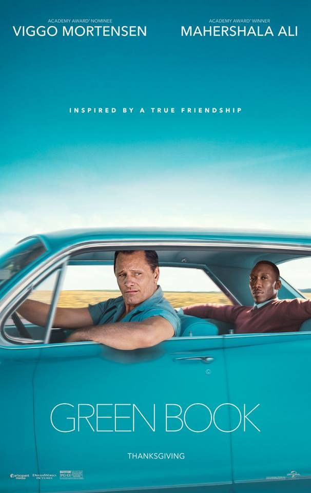 Reviews Green Book, Gate Front  - brent_marchant | ello