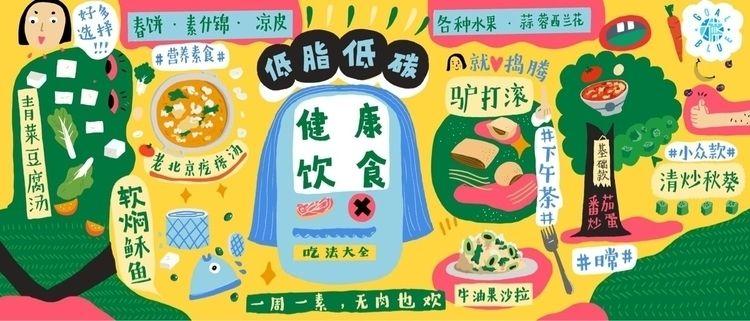 Smart_eating_poster - jcboom | ello