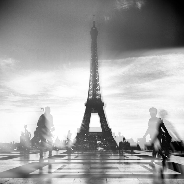 move - people, paris, eiffeltour - martinsp | ello
