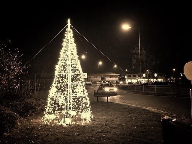 Drivin' Christmas Tree - Iphone - itsrichardjohnson | ello