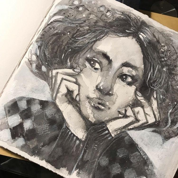 Sketchbook page - andreuccettiart | ello