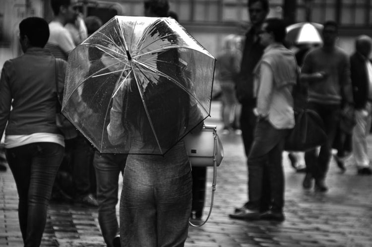 rainy day - streetphotography, street - obscure63 | ello