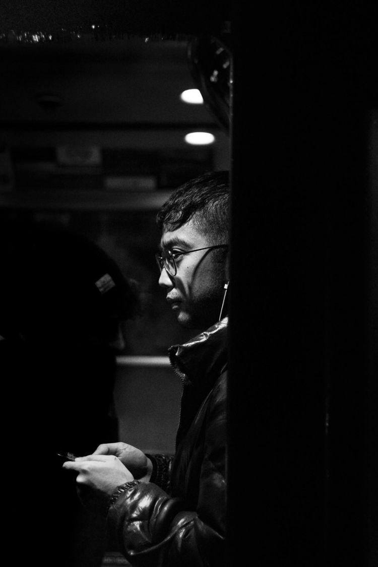 Cold - streetphotography, blackandwhite - ajhayward | ello
