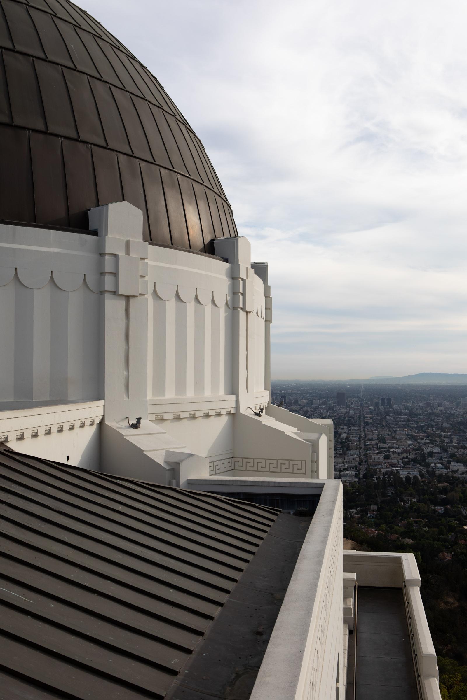 Planetarium, Griffith Observato - odouglas | ello