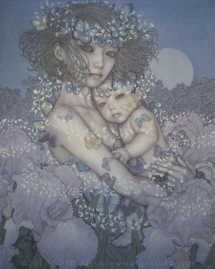 Amazing artworks Japanese artis - nettculture | ello