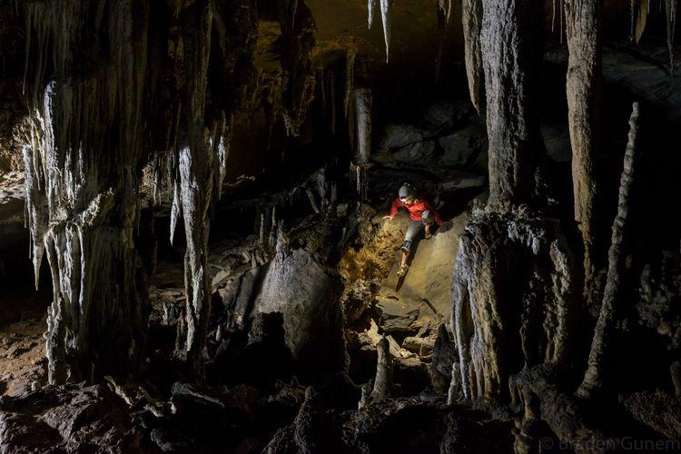 Exploring cave Laos - bradengunem | ello