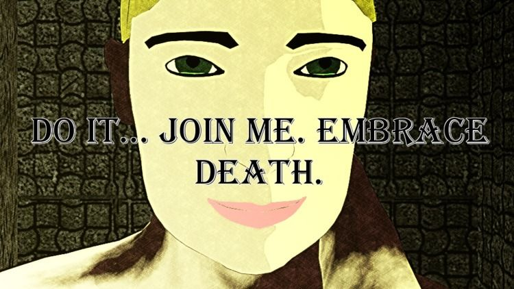 XVI - Join Embrace Death comics - nordicbalt | ello