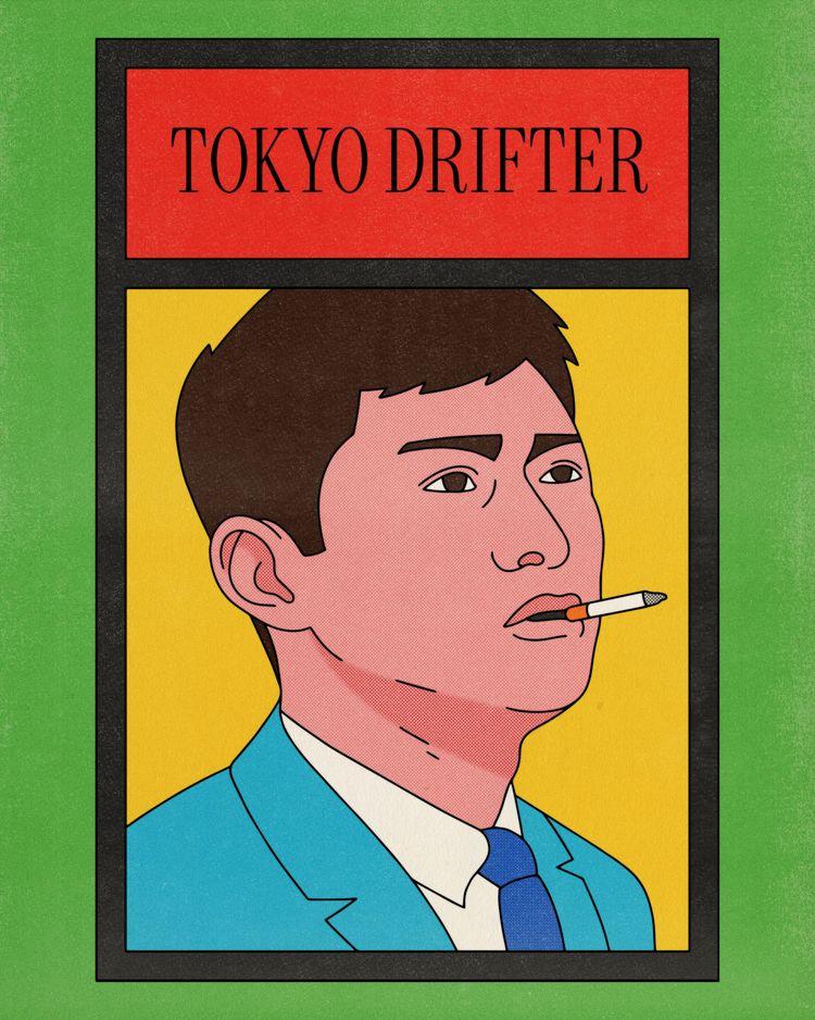 Tokyo Drifter(1966) - Seijun Su - bryanwestart | ello