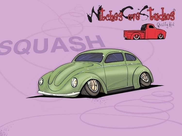 Quicky bug toon - sketchbookpro - witchescovestudios   ello