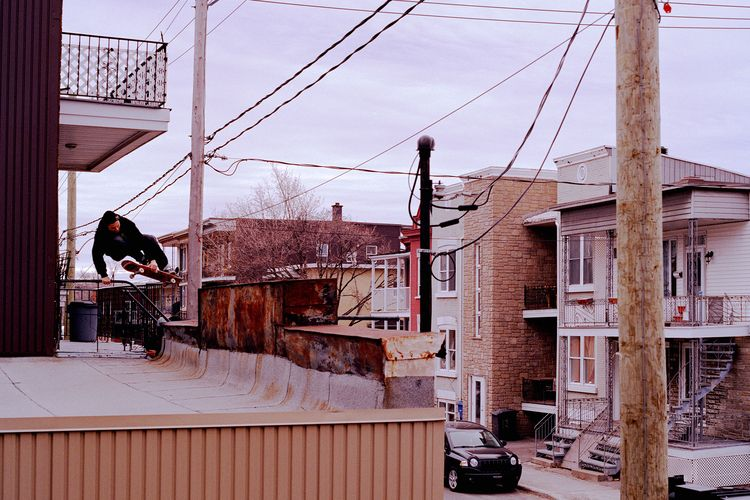 Colin Cimon - Boneless tailbash - brissphoto | ello