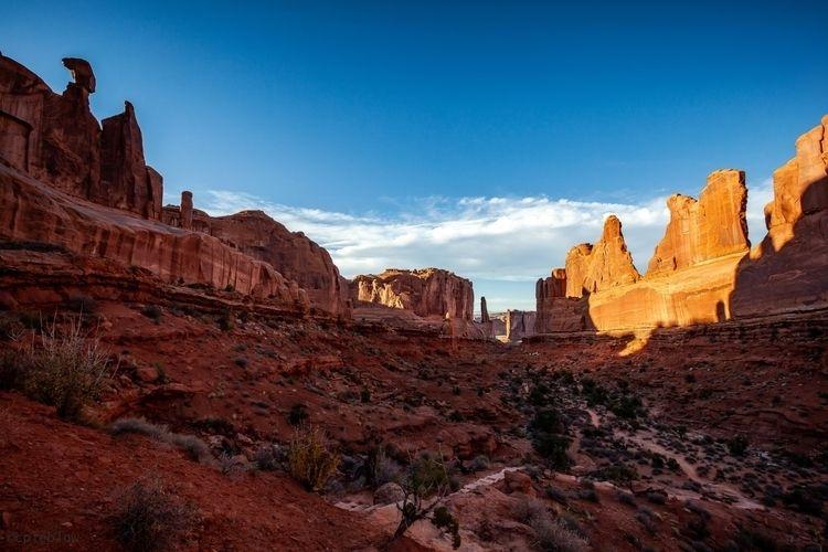 arches national park :copyright - cpleblow | ello