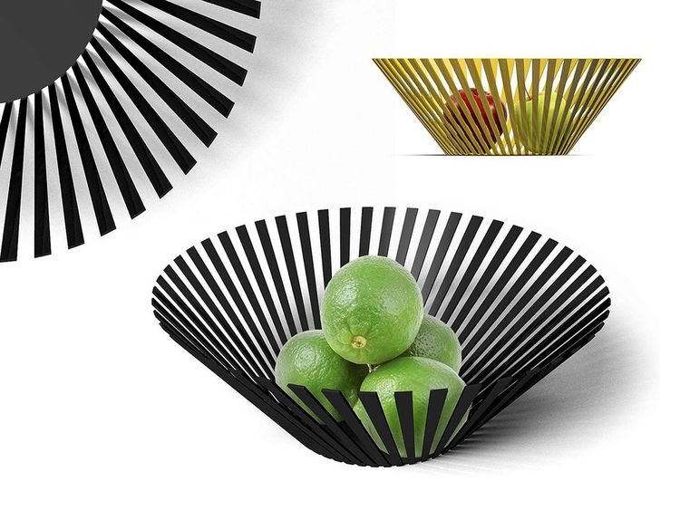 Rotor Snowflake fruit bowls. La - jamesowendesign | ello