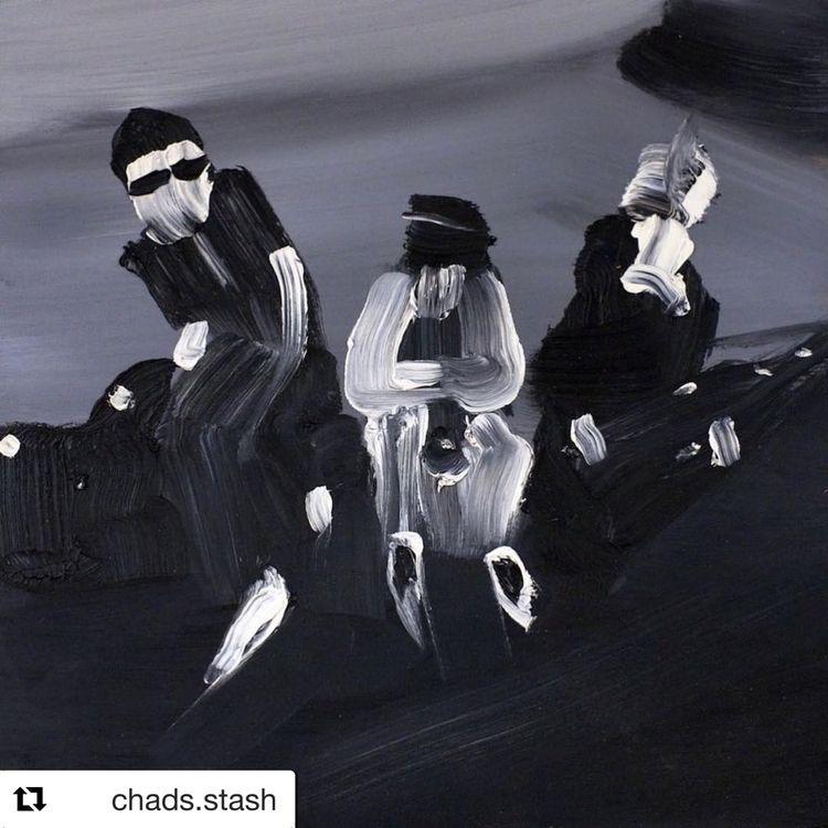 DM commissions purchase. Title - chads_stash   ello