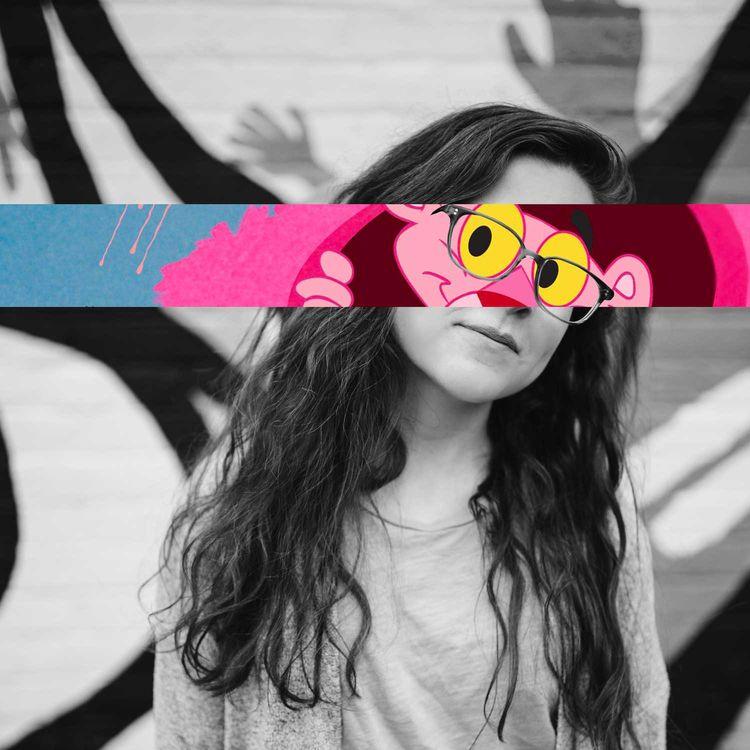 pink - blackandwhite, mashup - fabrikka | ello