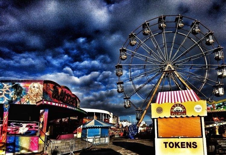 amusmentpark, photography, creative - thelittledeathmuse | ello