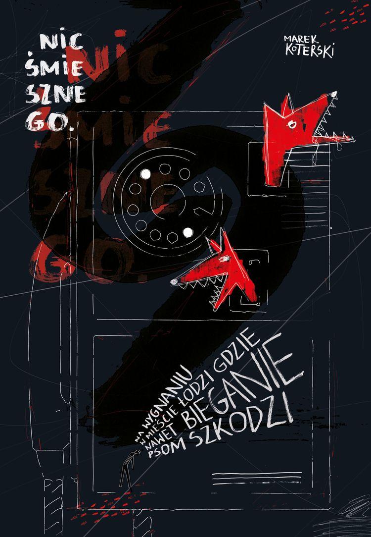 Nic śmiesznego - movie poster - movieposter - m_sturgulewska | ello