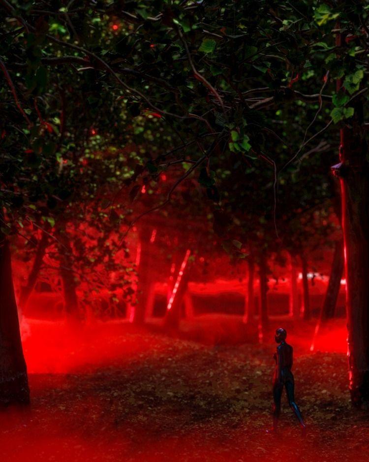 Fashi: Spirits - texture, cyberpunk - skeeva | ello