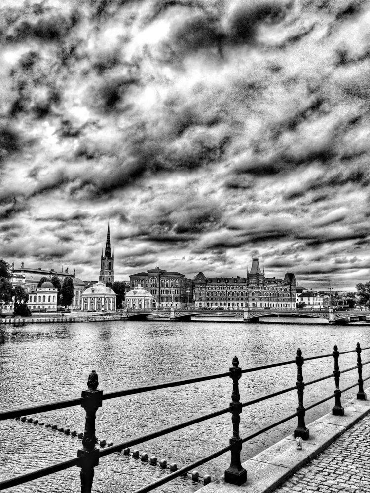 Lake Mälaren, Stockholm, Sweden - renspacemadness | ello