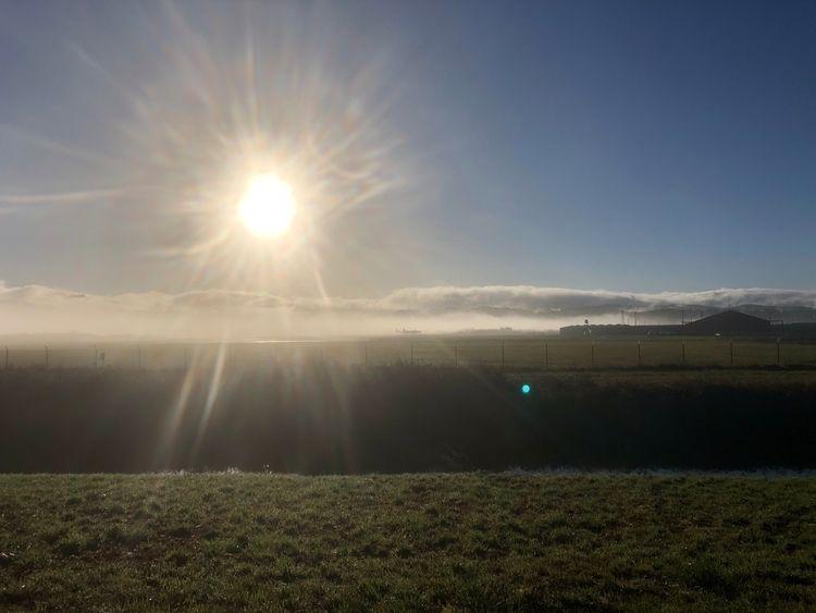 Morning Runway effects image - rocketballs | ello