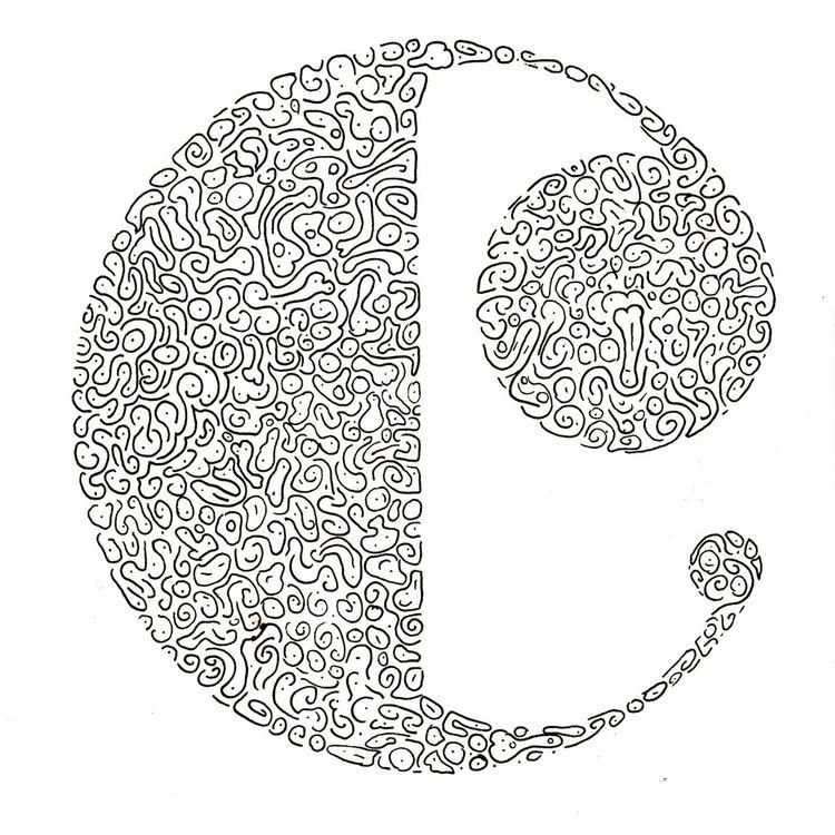 Letter Investigation. Doodle  - lettering - mick-wout | ello