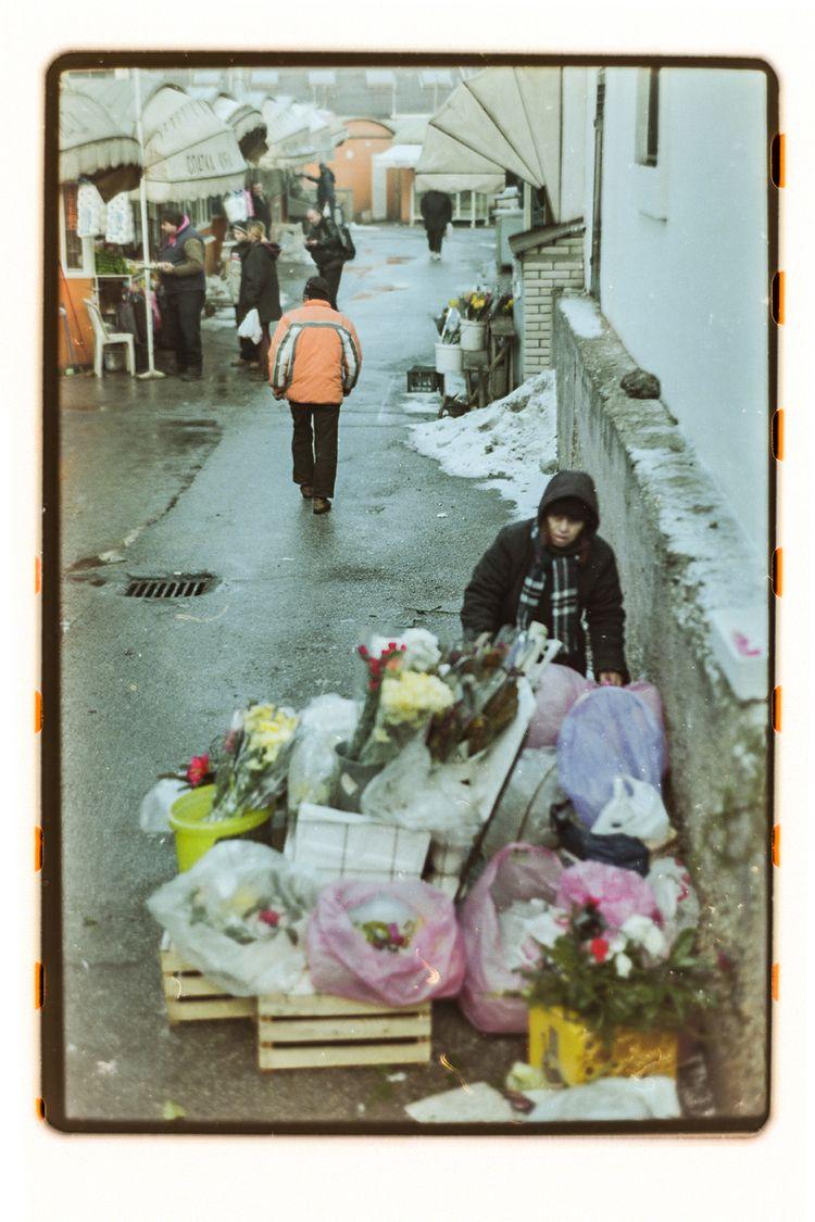 market, wintermarket, analogphoto - odoljen | ello