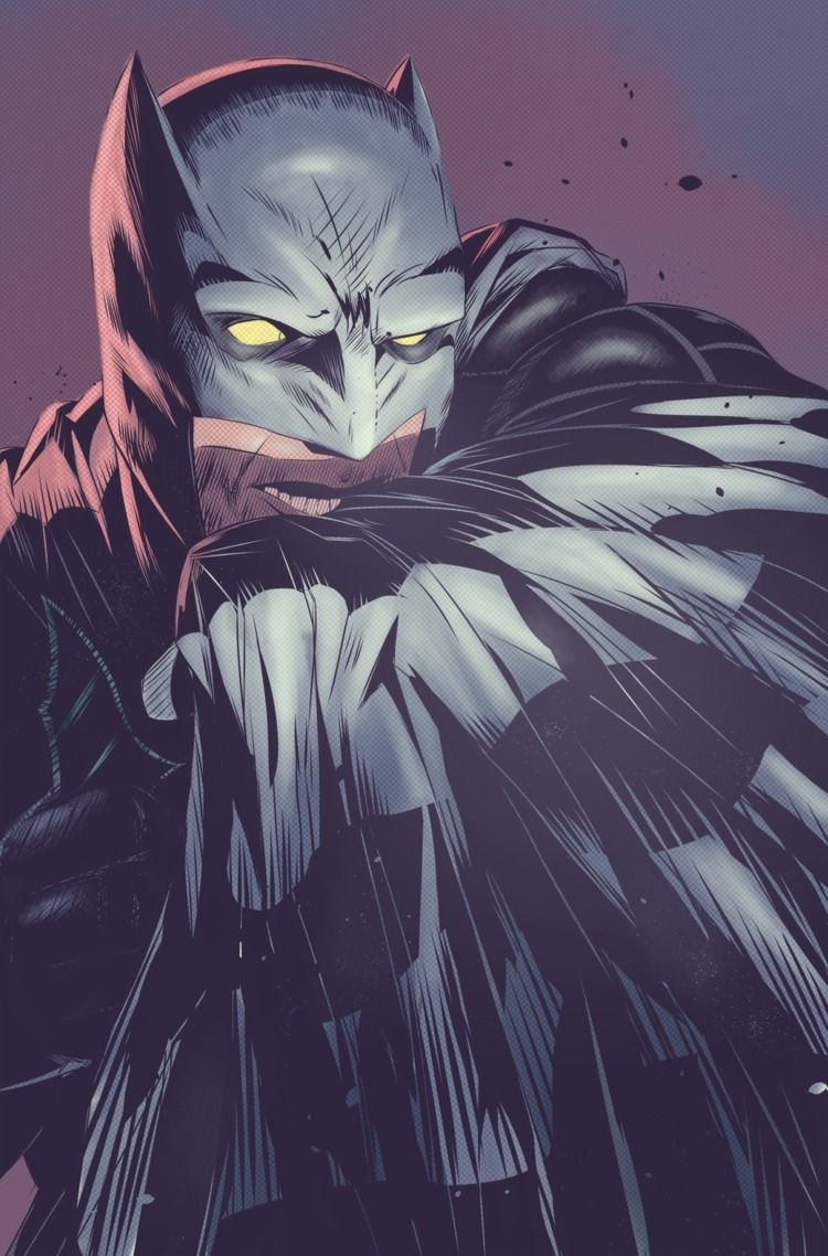 Batman - batman, thebatman, darkknight - universek | ello