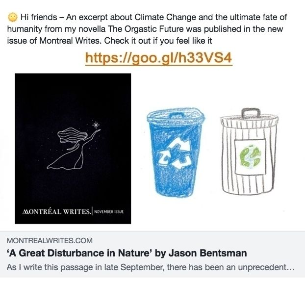friends – excerpt Climate Chang - jason_bentsman | ello