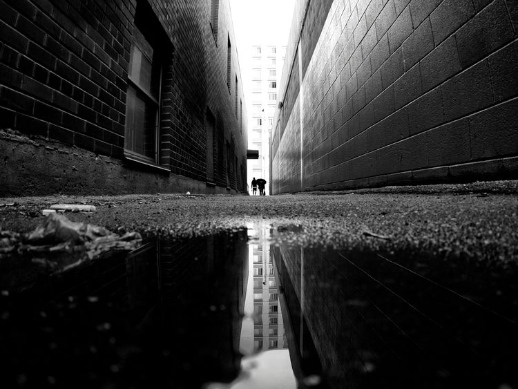 Alley Edmonton, Alberta, Canada - george_s_photo | ello