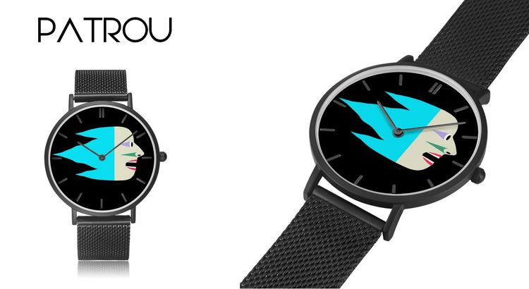 Limited Edition watches PATROU - patrou | ello