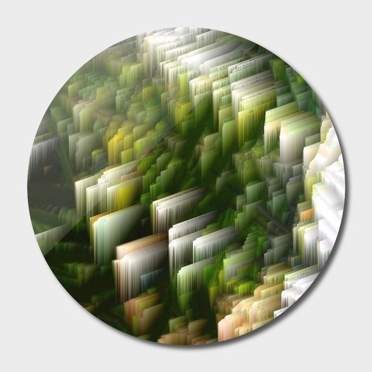 City Illusions aluminium disk p - gregsted | ello